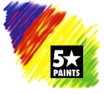 Five Star Paints, Christchurch