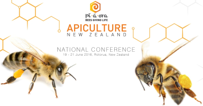 Visit Us at the Apiculture NZ National Conference