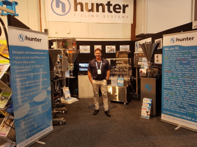 Hunter Filling at Foodtech Packtech 2016