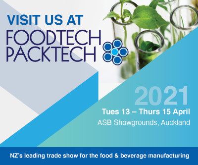 Come vist us at Foodtech Packtech 2021!