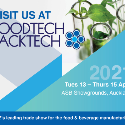Come vist us at Foodtech Packtech 2021!